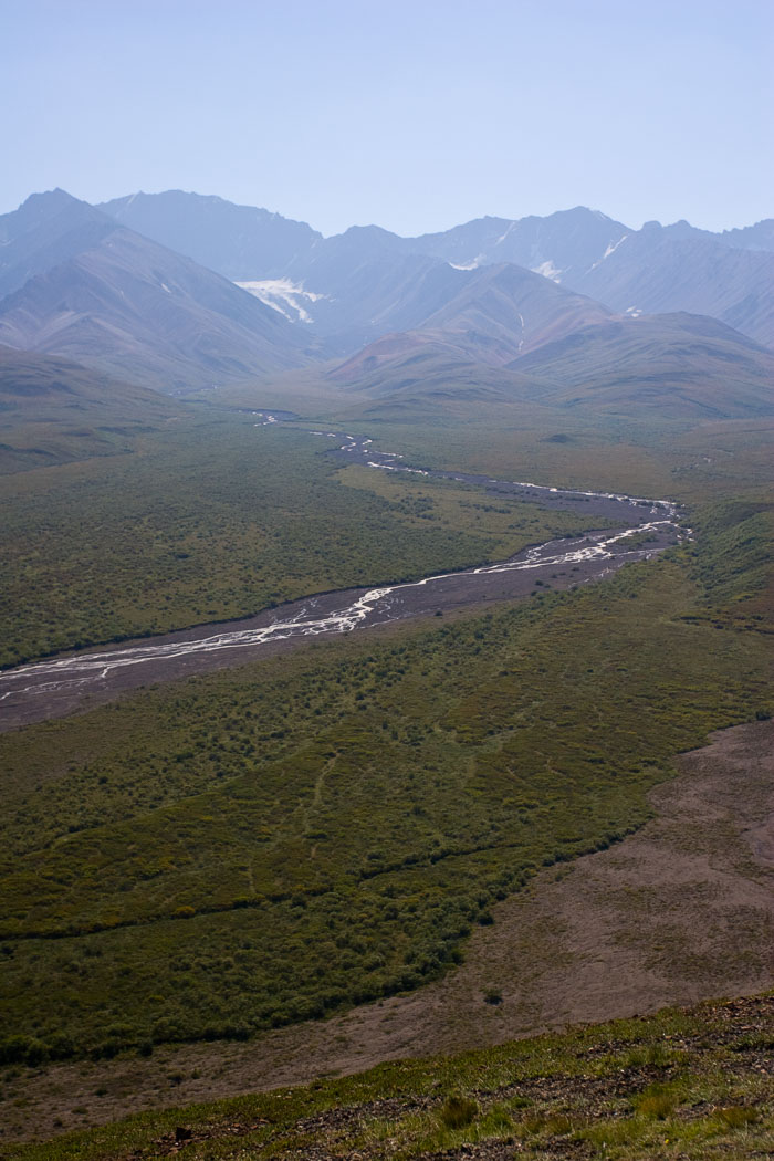 Denali National Park and State Park
