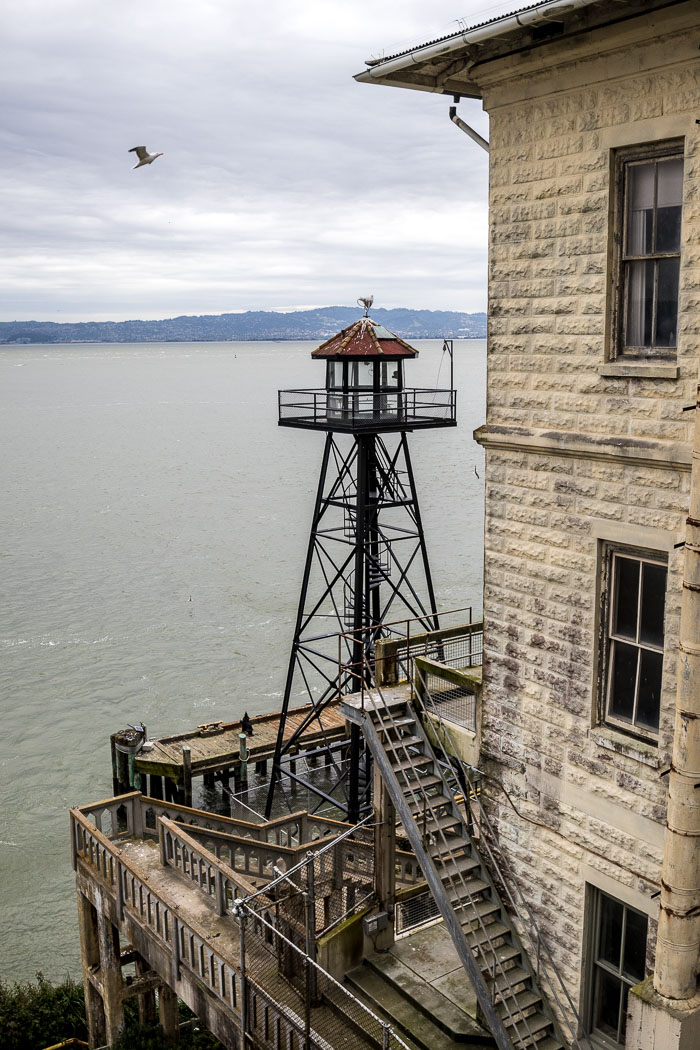 Alcatraz Island National Monument